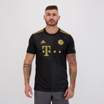 Camisa Adidas Bayern de Munique Away 2022