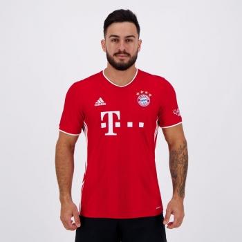 Camisa Adidas Bayern de Munique Home 2021