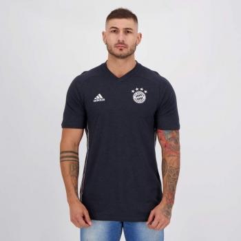 Camisa Adidas Bayern de Munique Viagem 2021