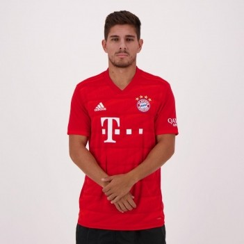 Camisa Adidas Bayern de Munique Home 2020