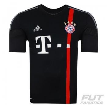 Camisa Adidas Bayern Third 2015