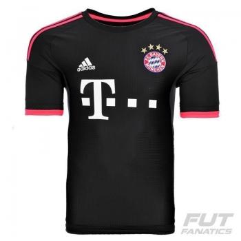 Camisa Adidas Bayern Third 2016