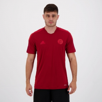 Camisa Adidas Bayern Treino 2022