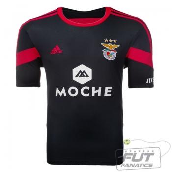 Camisa Adidas Benfica Away 2015