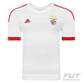 Camisa Adidas Benfica Away 2016