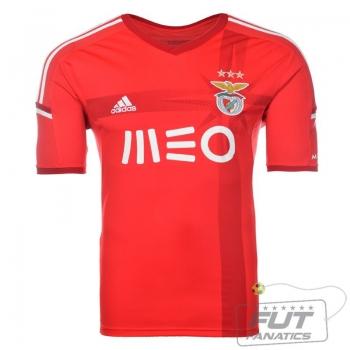 Camisa Adidas Benfica Home 2015