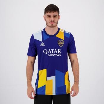 Camisa Adidas Boca Juniors Third 2022