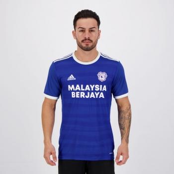 Camisa Adidas Cardiff City Home 2021