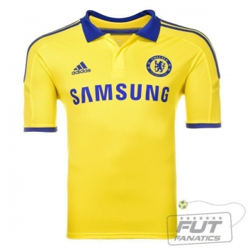 Camisa Adidas Chelsea Away 2015