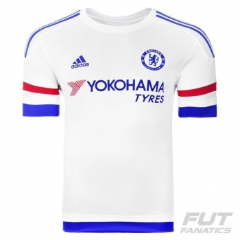 Camisa Adidas Chelsea Away 2016