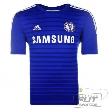 Camisa Adidas Chelsea Home 2015