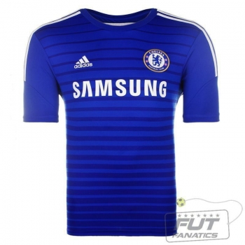 Camisa Adidas Chelsea Home 2015