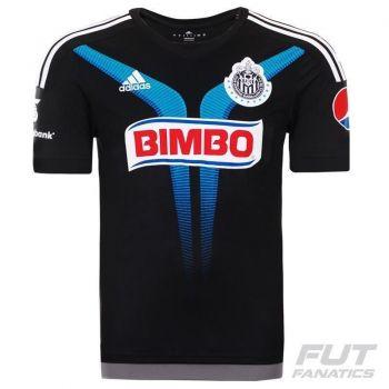 Camisa Adidas Chivas Third 2015