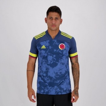Camisa Adidas Colômbia Away 2020