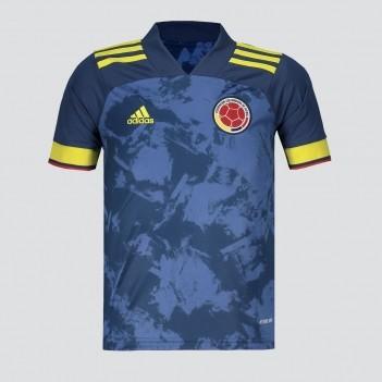 Camisa Adidas Colômbia Away 2020 Juvenil