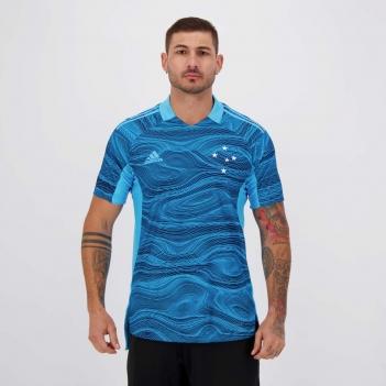 Camisa Adidas Cruzeiro Goleiro II 2021