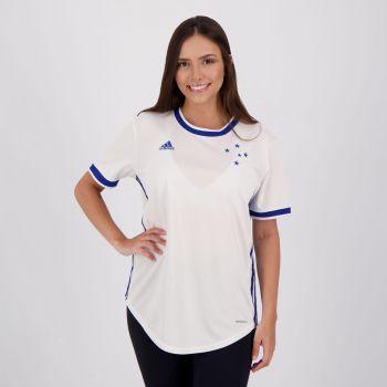 Camisa Adidas Cruzeiro II 2020 Feminina