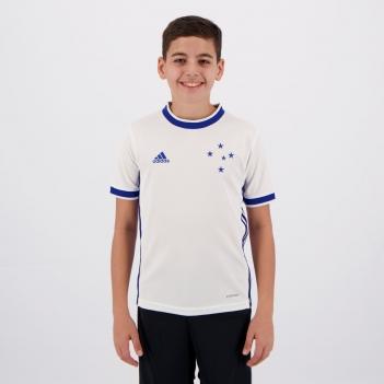 Camisa Adidas Cruzeiro II 2020 Juvenil