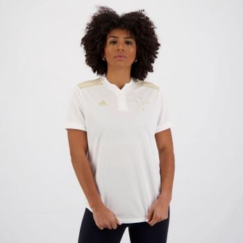 Camisa Adidas Cruzeiro II 2021 Feminina