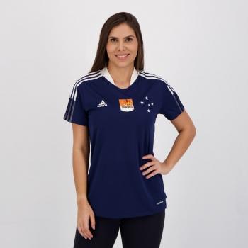 Camisa Adidas Cruzeiro Women Project Feminina 2021