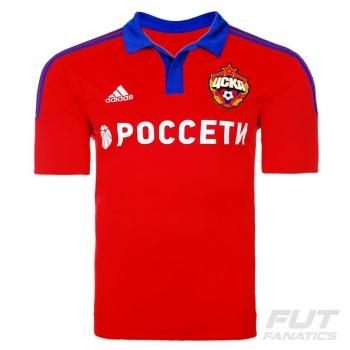Camisa Adidas CSKA Home 2016