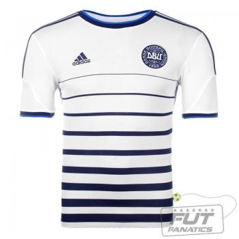 Camisa Adidas Dinamarca Away 2014