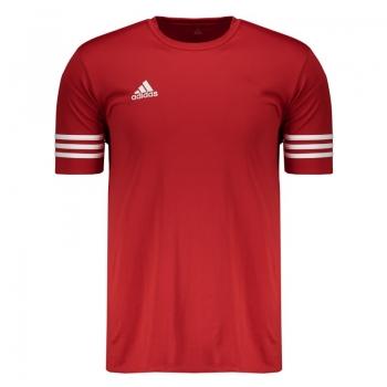 Camisa Adidas Entrada 14 Vermelha