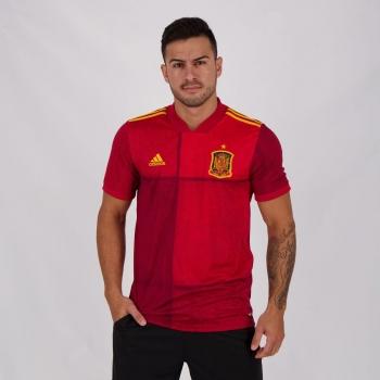 Camisa Adidas Espanha Home 2020