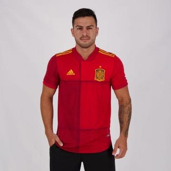 Camisa Adidas Espanha Home 2020 Authentic
