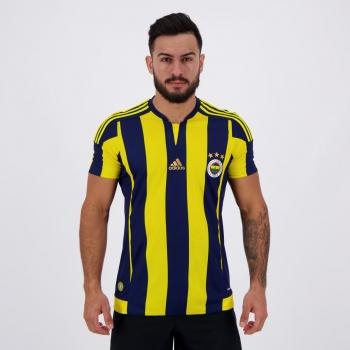 Camisa Adidas Fenerbahçe Home 2016