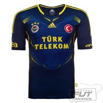 Camisa Adidas Fenerbahce Third 2014