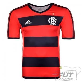 Camisa Adidas Flamengo I 2013 Jogador