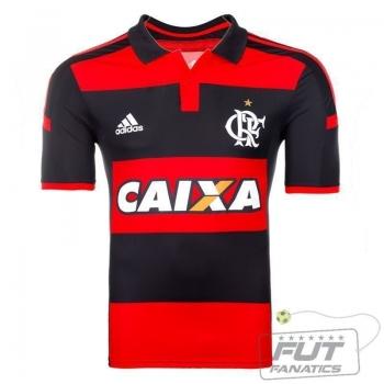 Camisa Adidas Flamengo I 2014 Jogador