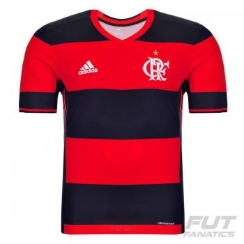 Camisa Adidas Flamengo I 2016
