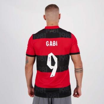 Camisa Adidas Flamengo I 2021 9 Gabi