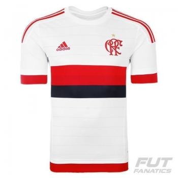 Camisa Adidas Flamengo II 2015