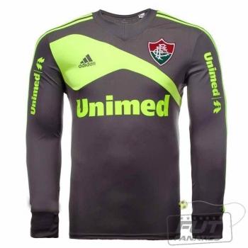 Camisa Adidas Fluminense Goleiro I 2014