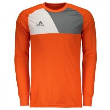 Camisa Adidas Goleiro Assita 17 Laranja