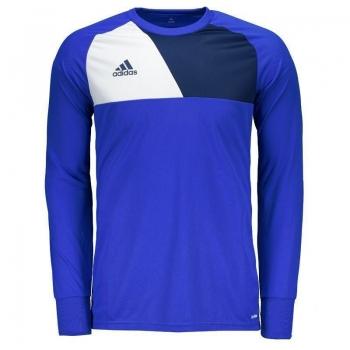 Camisa Adidas Goleiro Assita 17 Azul