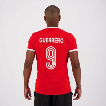 Camisa Adidas Internacional I 2020 9 Guerrero