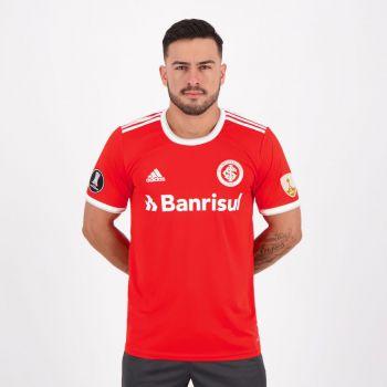 Camisa Adidas Internacional I 2020 Libertadores