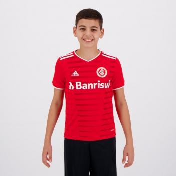 Camisa Adidas Internacional I 2021 Juvenil