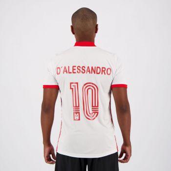 Camisa Adidas Internacional II 2020 10 D'Alessandro