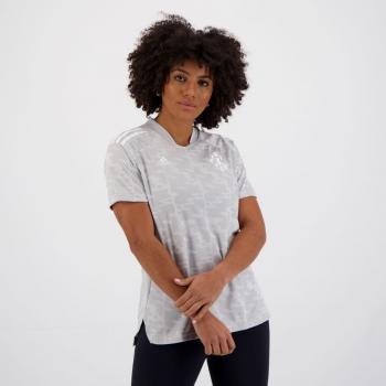 Camisa Adidas Internacional Pré Jogo 2021 Feminina