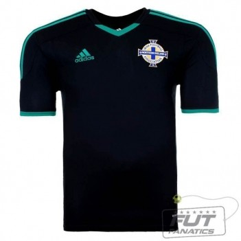 Camisa Adidas Irlanda do Norte Away 2013