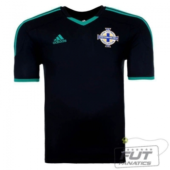 Camisa Adidas Irlanda do Norte Away 2013