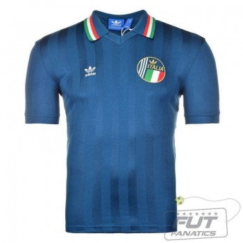 Camisa Adidas Itália Retro