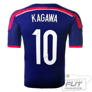 Camisa Adidas Japão Home 2014