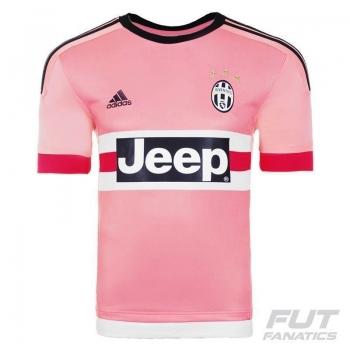 Camisa Adidas Juventus Away 2016
