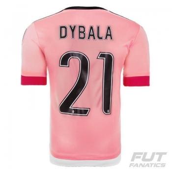 Camisa Adidas Juventus Away 2016 Scudetto 21 Dybala